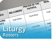 Liturgy Rosters
