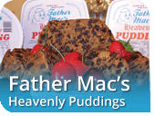 Father Mac's Heavenly Puddings
