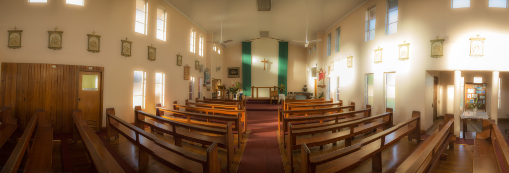 Our Lady of the Rosary Church, Alstonville