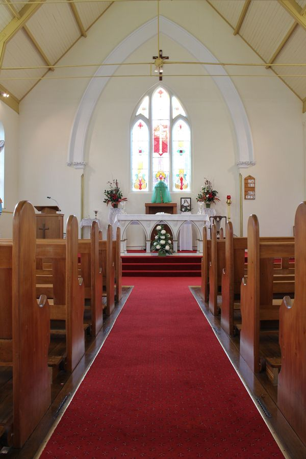 St Patrick's Churc,h Wardell