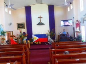 Sunday Evening Mass- Day Light Saving @ St Patrick's | Wardell | New South Wales | Australia